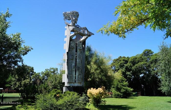 MONUMENTO A LA JACETANIA. FOTO REBECA RUIZ (1)