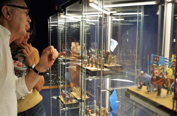 MUSEO DE MINIATURAS MILITARES DE JACA. SALA MARTÍN NICOLÁS (5)