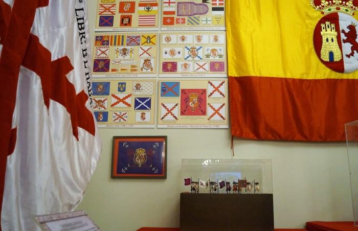 Bandera ciudadela Jaca (7)
