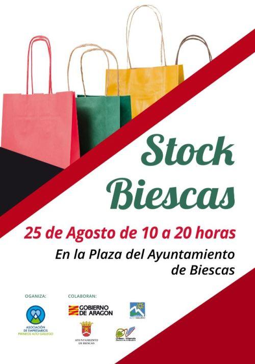 Biescas Stock Agosto 2018