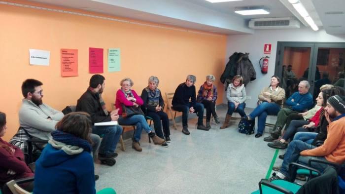 asamblea de jóvenes del Viello Aragón (1)