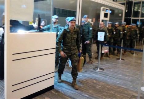 Militares Líbano. Tercer vuelo (21)