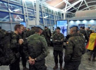Militares Líbano. Tercer vuelo (9)