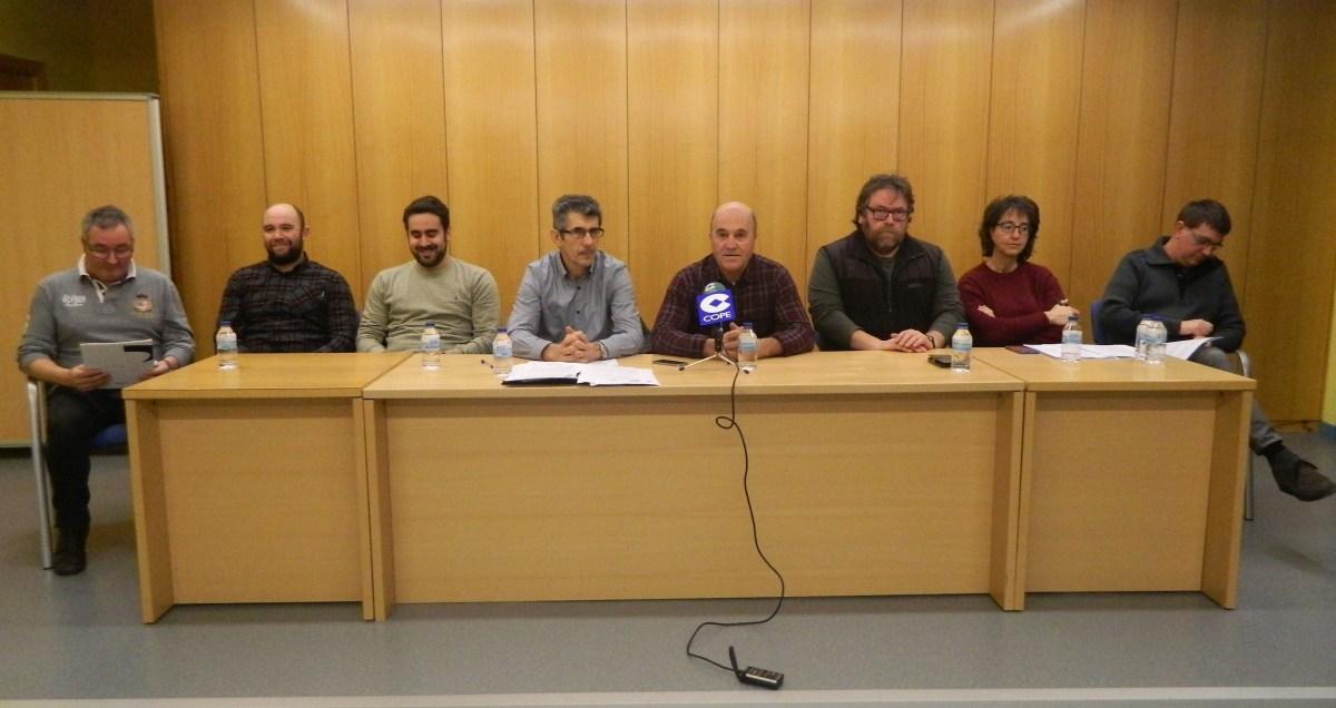 La Plataforma del CH Jaca sigue su lucha contra una junta que no le representa