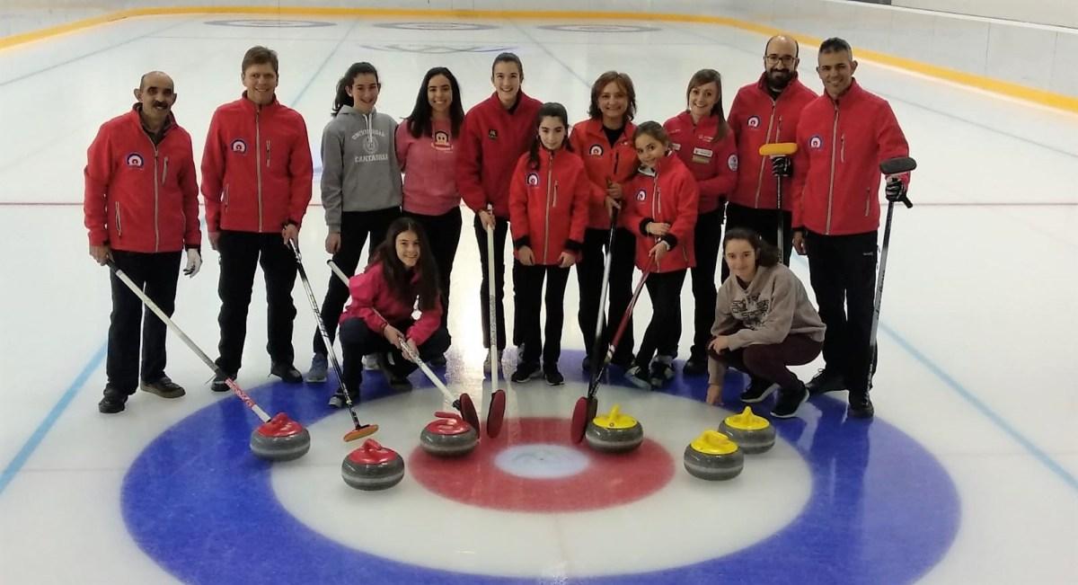 Este fin de semana, curling de primera línea en Jaca