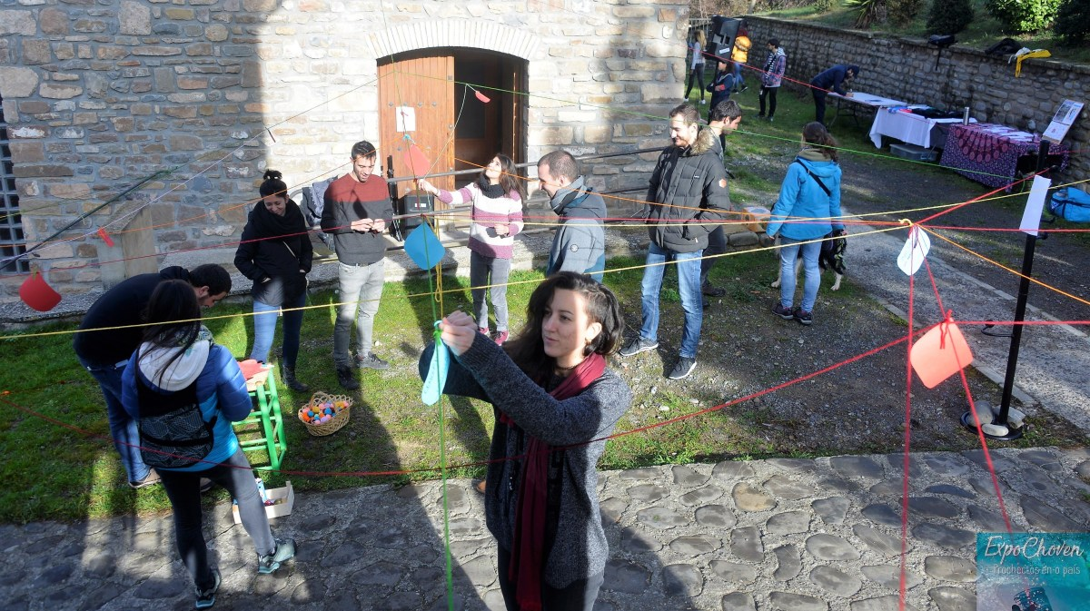 Regresa ExpoChoven a Puente la Reina de Jaca con percusión africana y magia en aragonés
