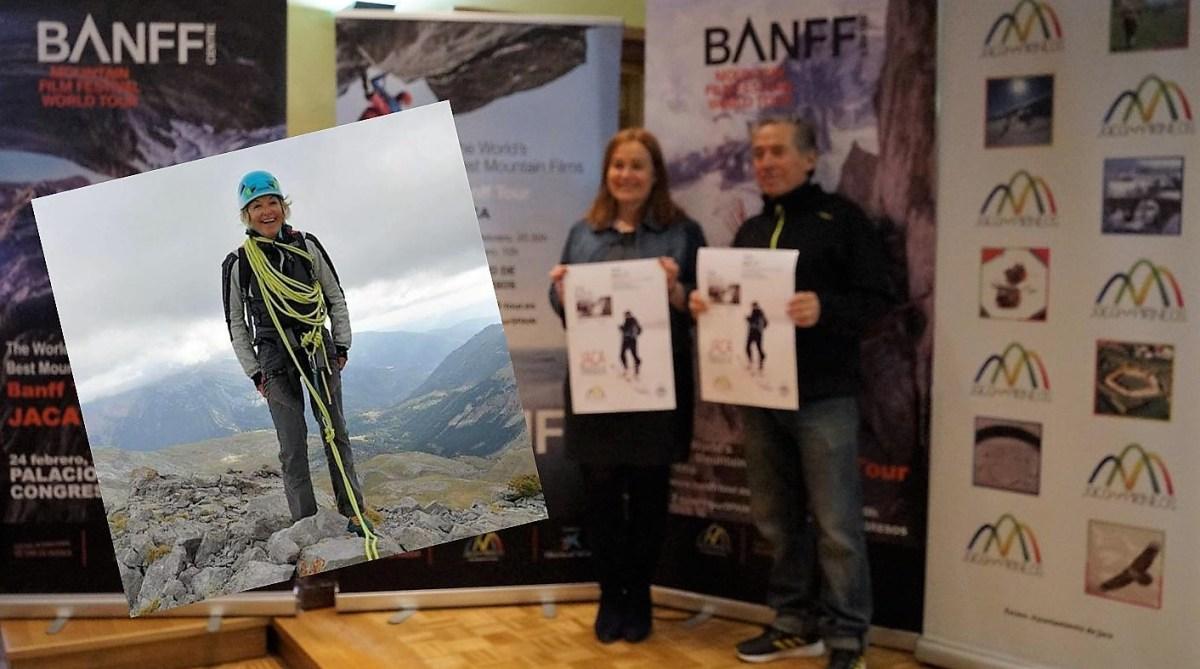 El BANFF llega a Jaca este fin de semana con un homenaje a la montañera Marisa Bergua