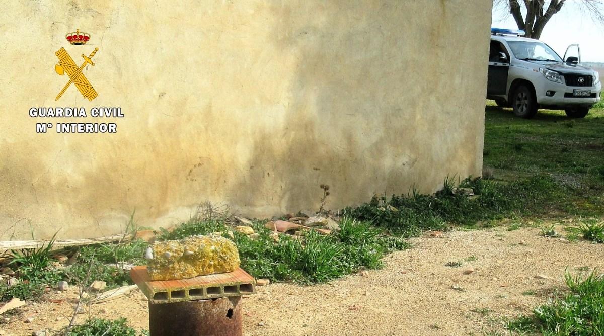 El Seprona pide colaboración para detectar pozos ilegales e intensifica los controles
