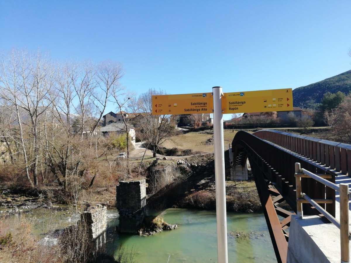 Tres rutas sencillas desde Sabiñánigo