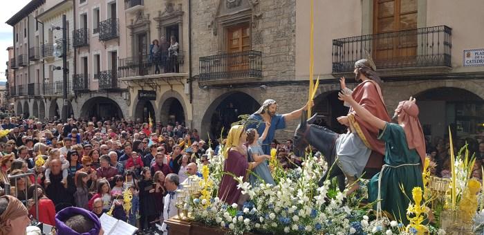 SEMANA SANTA DE JACA. Imagen de archivo. (FOTO: Rebeca Ruiz)
