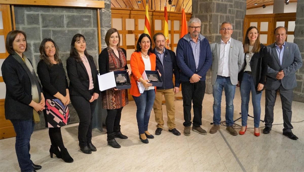 Una exposición sobre el Ajedrez Medieval abre los actos del Primer Viernes de Mayo de Jaca