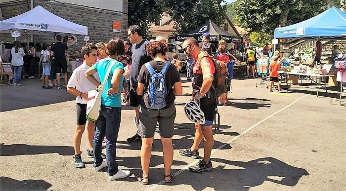 FERIA DEL STOCK DE BIESCAS. La Feria del Stock de Biescas se celebra dos veces al año.