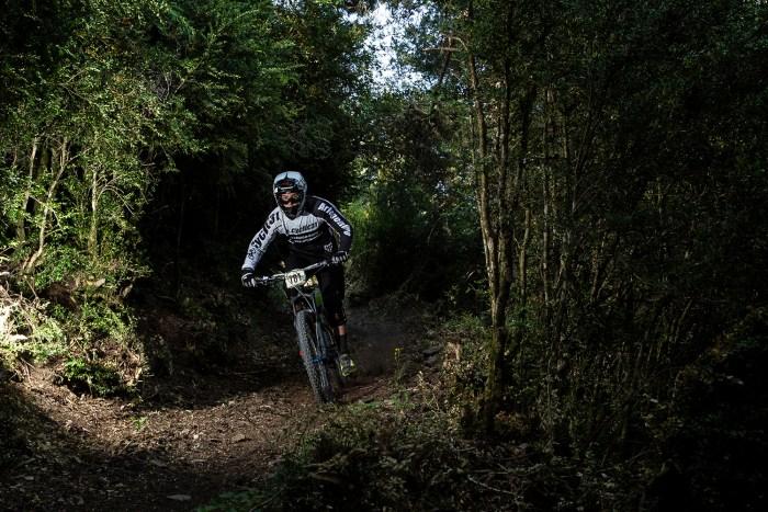 ENDURO. Podio de la Enduro Extrem Gavín (FOTO: Darío Fuertes)