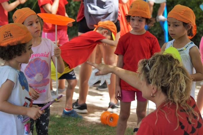 CIRCO. Fiestas de Santa Orosia de Jaca. (FOTO: Rebeca Ruiz)