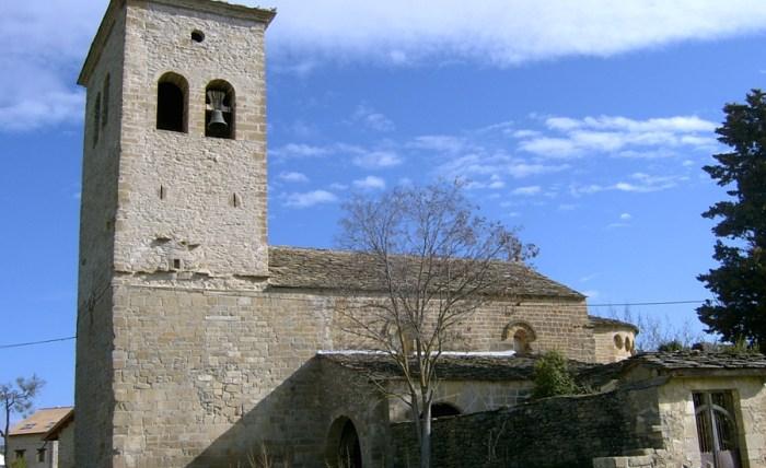 VISITAS. San Miguel de Orna de Gállego.