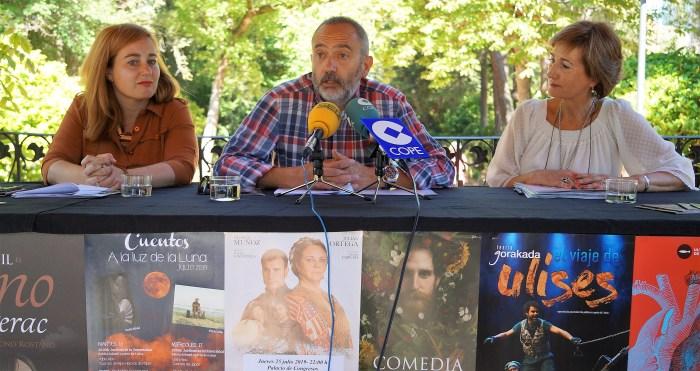ARTES ESCÉNICAS Y MUSICALES. Agenda cultural de verano en Jaca. (FOTO: Rebeca Ruiz)