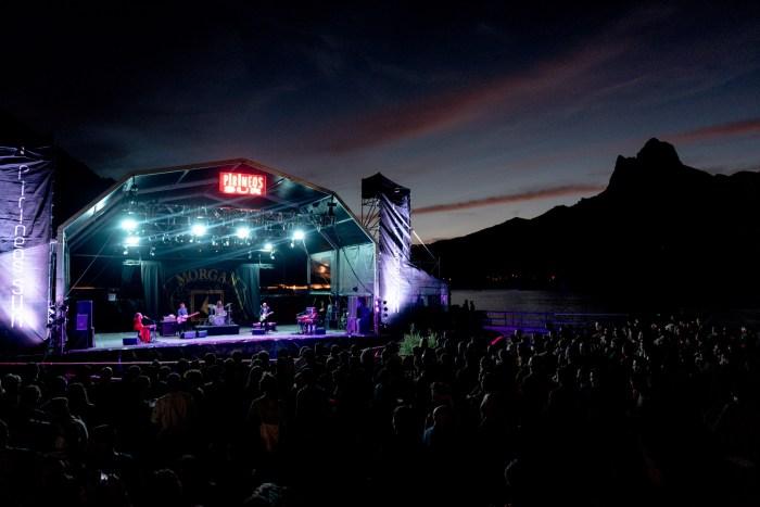 MORGAN. Primera noche de Pirineos Sur 2019. (FOTO: Jaime Oriz)