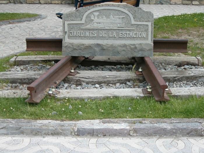VISITAS. Jardines de la Estación.