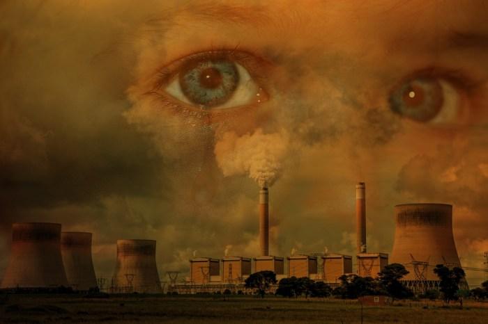 CAMBIO CLIMÁTICO. Contaminación.