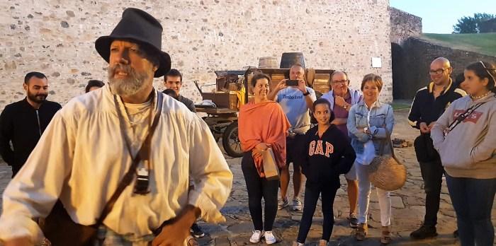 ATARDECERES EN LA CIUDADELA DE JACA. La Memoria de la Piedra 2019. FOTO: Rebeca Ruiz