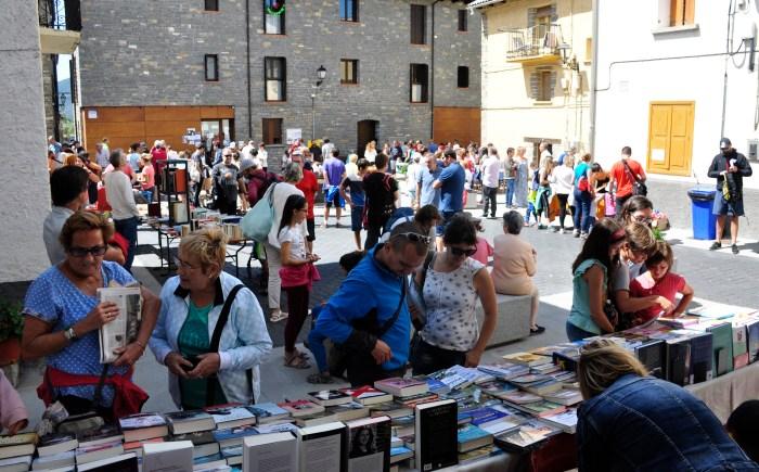 LIBROS. Feria del Libro de Villanúa 2018.