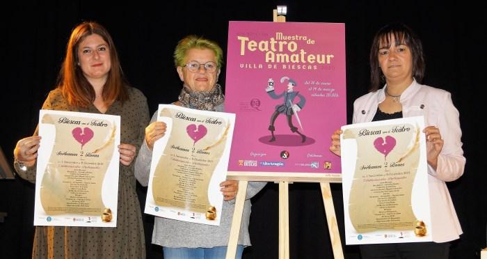 ABONOS. Castillo, Bryggs y Pargada, durante la presentación de la campaña. (FOTO: Rebeca Ruiz)