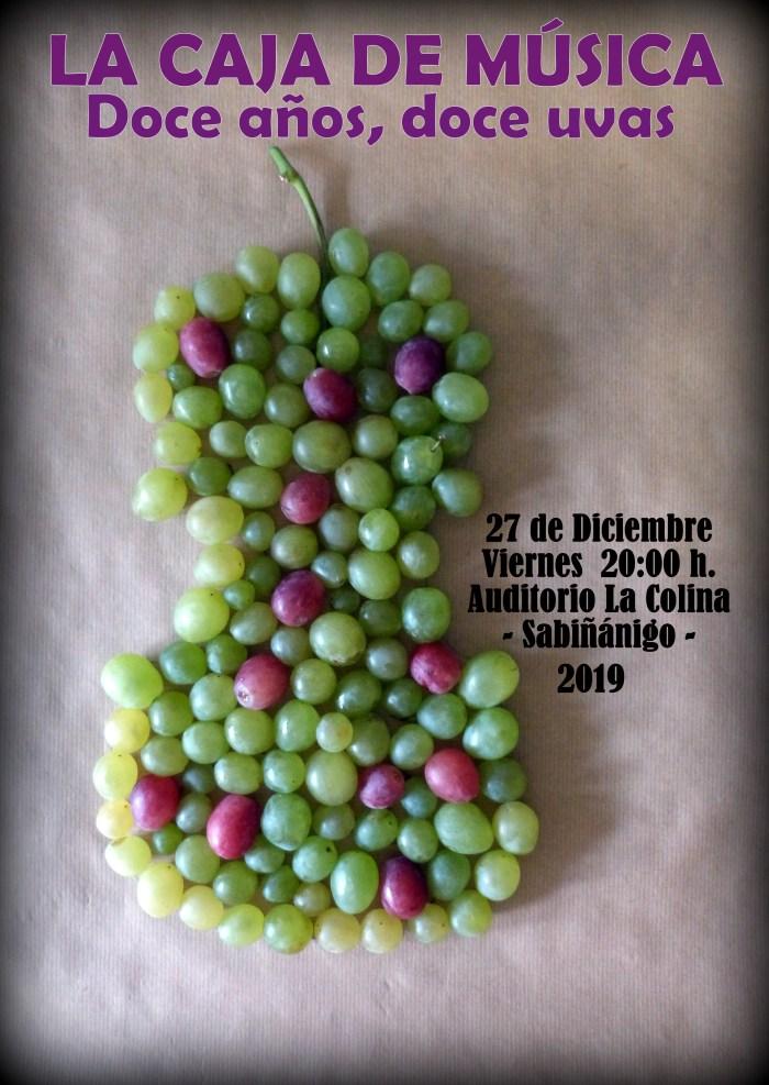 LA CAJA DE MÚSICA. Concierto del 27 de diciembre.