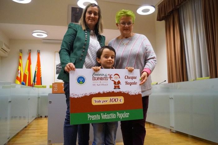 ESCAPARATES. Premio Votación Popular (FOTO: Rebeca Ruiz)