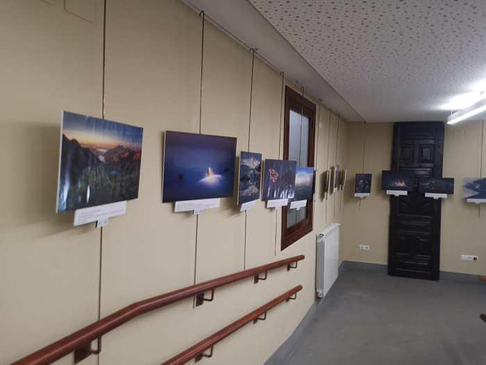 JUAN PIXELECTA. Exposición. (FOTO: Javi del Pueyo)