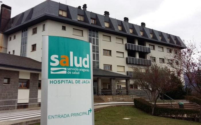 CENTROS SANITARIOS. Hospital de Jaca.