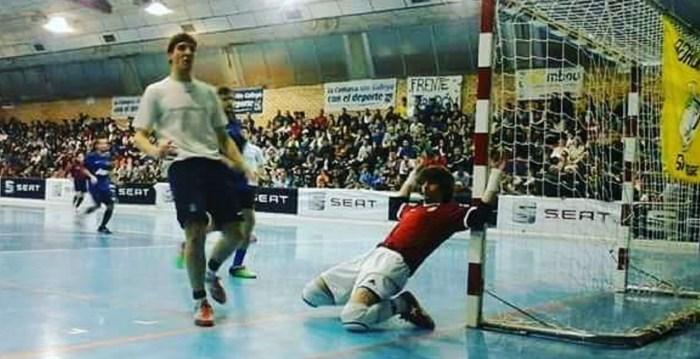 TORNEO. Imagen de archivo de las 36 Horas de Fútbol Sala. (FOTO: La Murga)