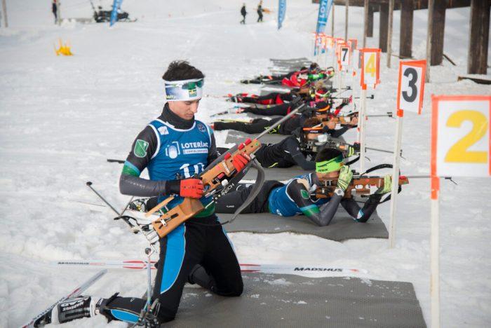 BIATHLON. La FADI apuesta firmemente por el biathlon y el fondo esta temporada. (FOTO: Isabel Mallor)