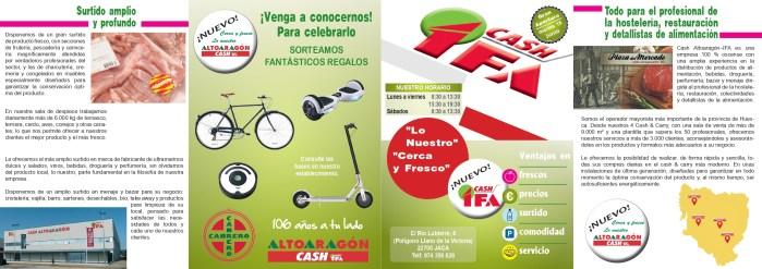 Cash Altoaragón-IFA.