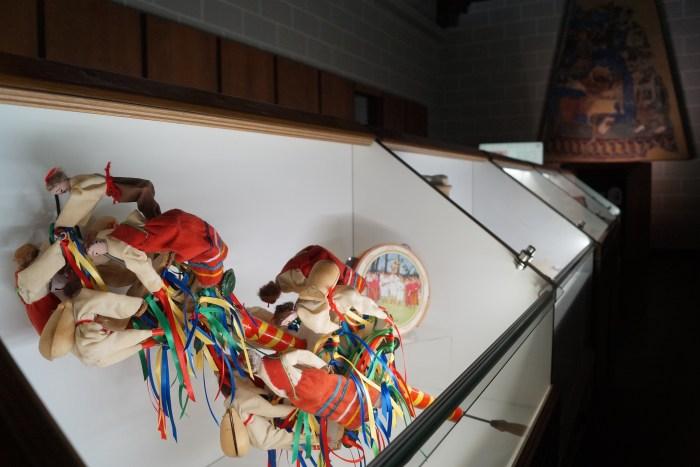 SONIDOS VECINOS. Instrumentos de Portugal en el marco del Festival Internacional en el Camino de Santiago. (FOTO: Rebeca Ruiz)