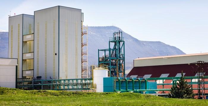 Las sirenas de emergencia química sonarán este jueves en un simulacro en Sabiñánigo