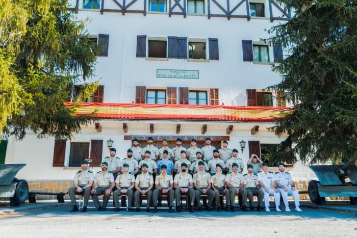 EMMOE. Clausura de los cursos de la Escuela Militar de Montaña y Operaciones Especiales. (FOTO: EMMOE)