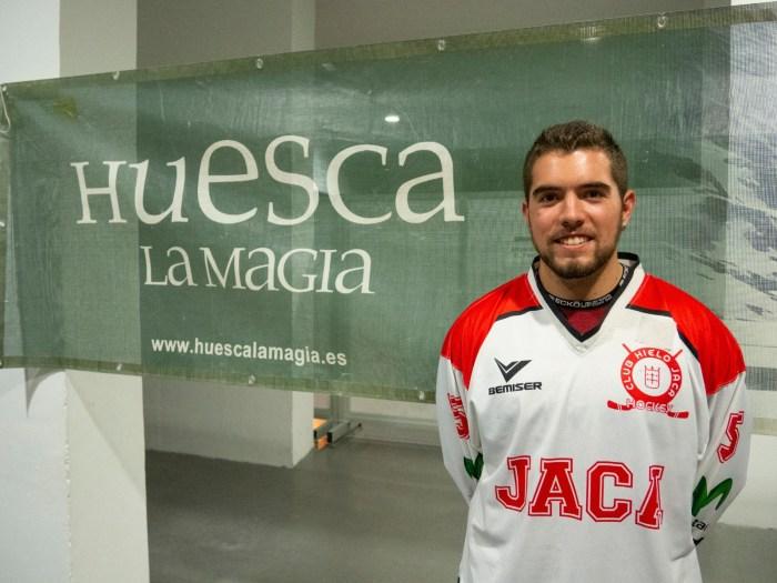 Iván Royo (FOTO: Club Hielo Jaca)