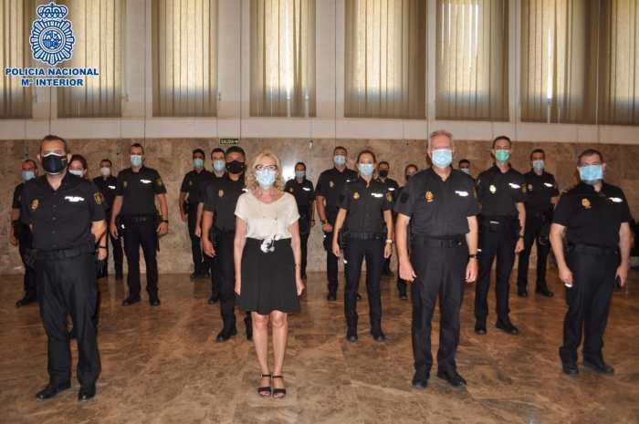 POLICÍA NACIONAL. (FOTO: Ministerio del Interior)