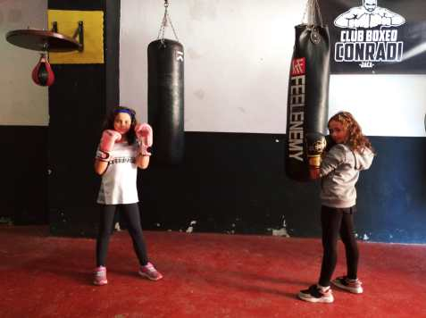 (FOTO: Club Boxeo Conradi)
