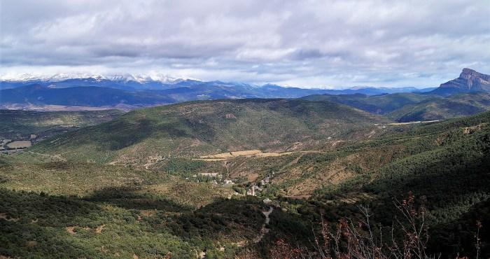 Paisaje protegido de San Juan de la Peña y Monte Oroel. (FOTO: Rebeca Ruiz)