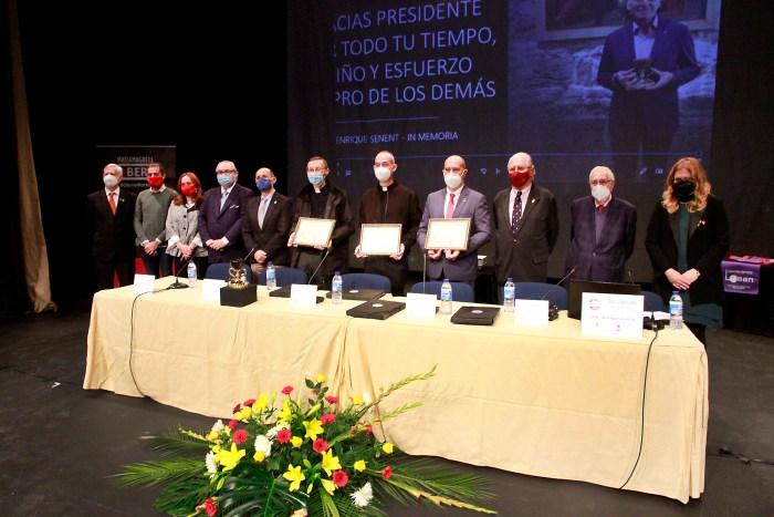 Inauguración del congreso de Massamagrell sobre el Santo Grial. (FOTO: Kike Taberner)