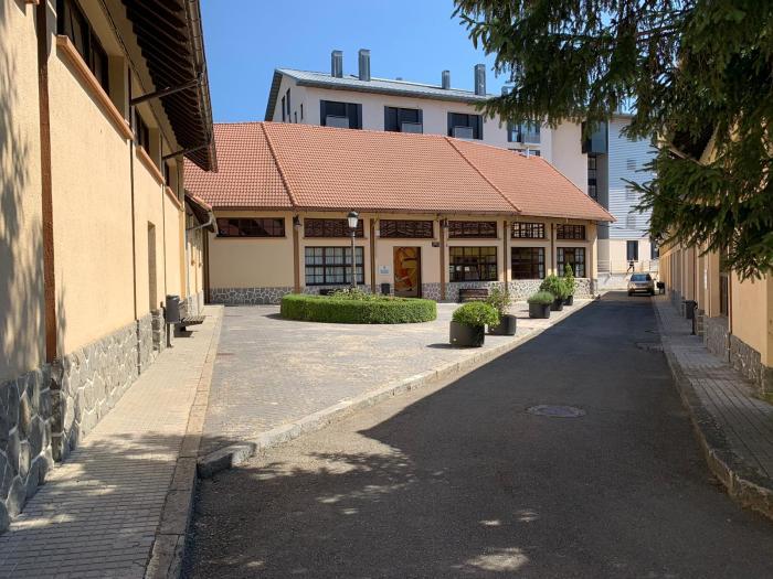 El PAR de Jaca insiste en que hay que dotar de purificadores a colegios y centros municipales. (FOTO: PAR Jaca)