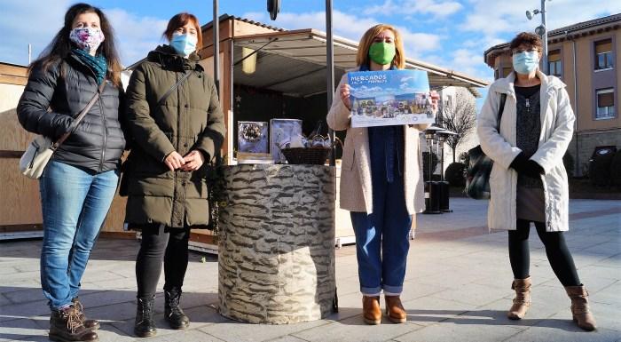 Presentación del Mercado Jaca Pirineos de Navidad. (FOTO: Rebeca Ruiz)