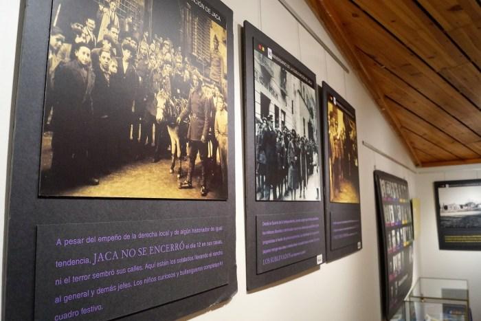 Exposición La Sublevación. (FOTO: Rebeca Ruiz)