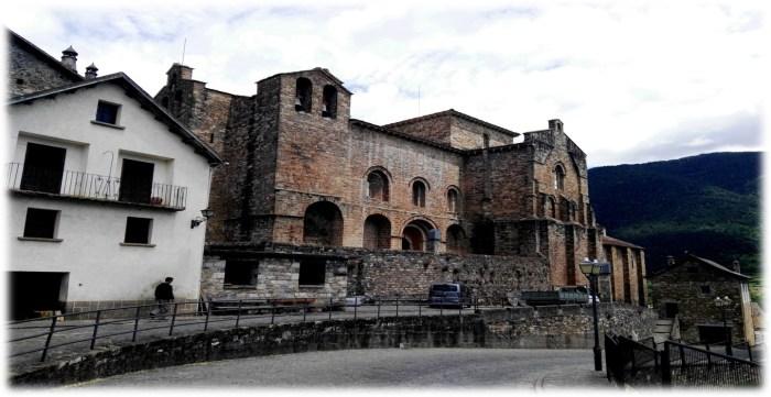 San Pedro de Siresa. (FOTO: Fran Contreras)