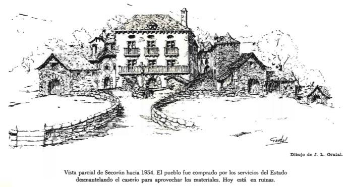 Imagen procedente del texto Serrablo: un topónimo en expansión, de Federico Balaguer.