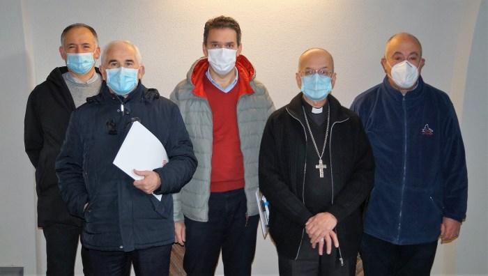 Cáritas Diocesana de Jaca ha hecho balance de los últimos meses. (FOTO: Rebeca Ruiz)