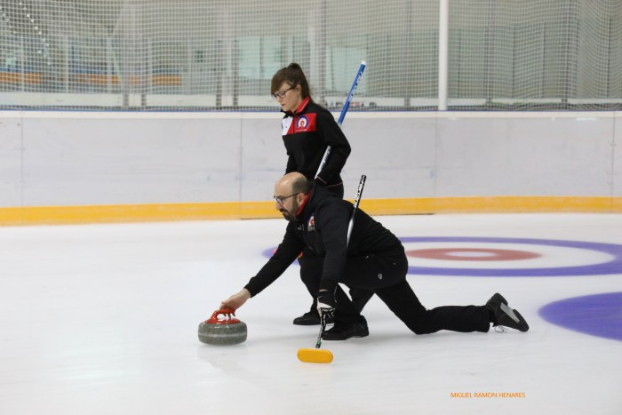 Curling Club Hielo Jaca.