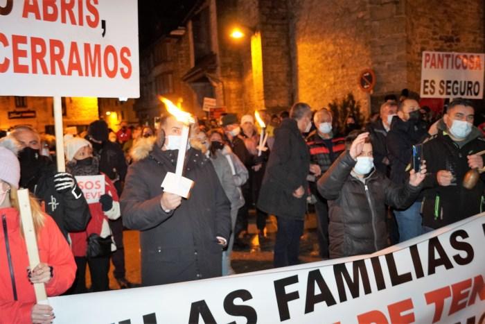 #SOSPirineo en Panticosa. (FOTO: Rebeca Ruiz)