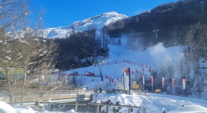 Estación de esquí de Panticosa.
